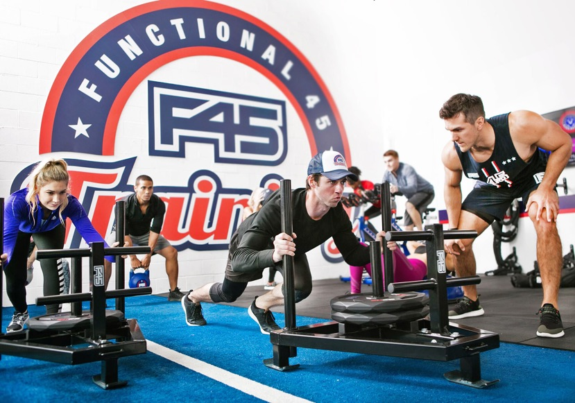 Image result for F45 training
